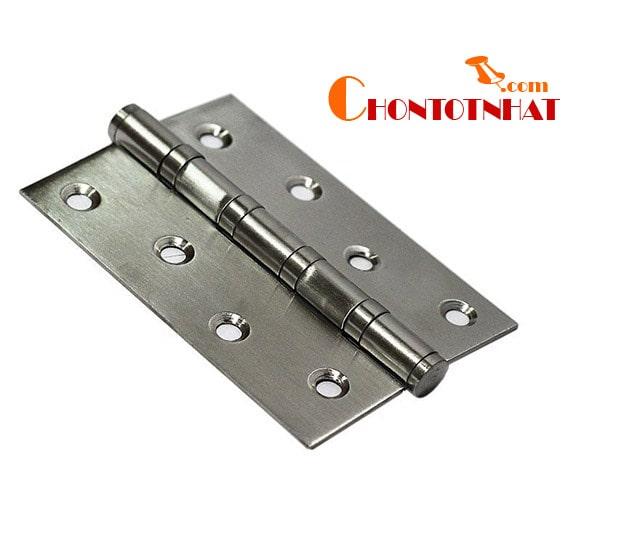 Bản lề lá chính là loại bản lề dành cho cửa sắt, cửa gỗ thông dụng nhất trên thị trường