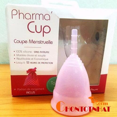 Đặc điểm của cốc nguyệt sản Pharma Cup