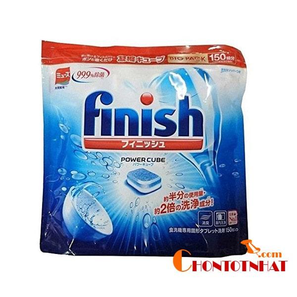 Viên rửa chén Finish là dòng sản phẩm đến từ Nhật Bản và được người tiêu dùng Việt Nam đánh giá rất cao