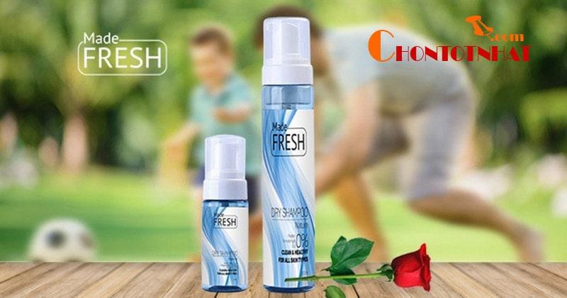 Madefresh Dry Shampoo