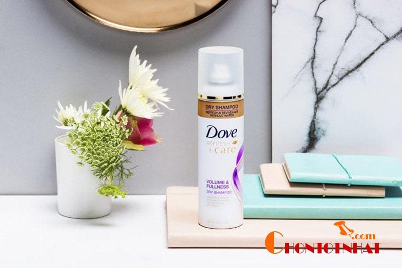 Dove Refresh+Care Invigorating Dry Shampo