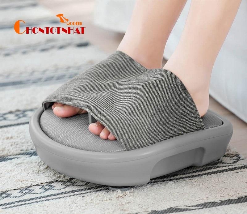 Cơ thể sẽ thông kinh hoạt lạc hơn nếu thường xuyên massage các huyệt vị ở bàn chân