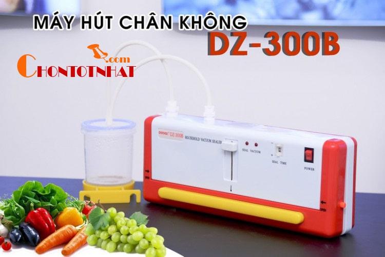 DZ 300B là thiết bị được nâng cấp từ đàn anh DZ 300A nên có chức năng và kiểu dáng tương tự nhau