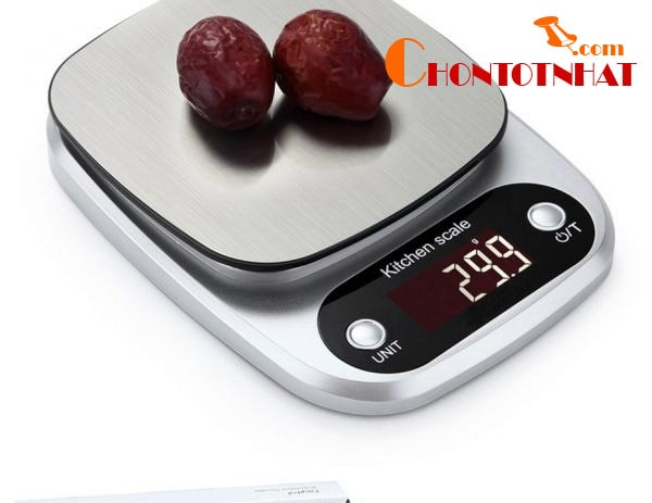 Ebalance Kitchen Scale là dòng cân tiểu ly điện tử thường được sử dụng trong nhà bếp