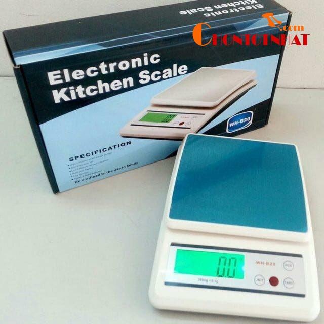 Electronic Kitchen Scale WH B20 chính là gợi ý mà bạn không nên bỏ qua