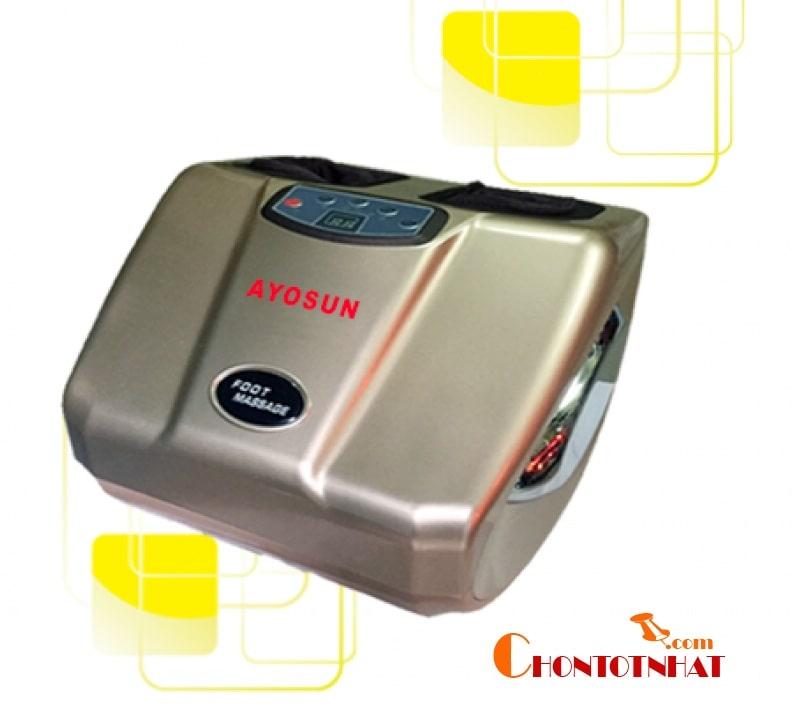 Máy massage chân 4D Ayosun TG - 730 là thiết bị có xuất xứ từ Hàn Quốc rất được ưa chuộng hiện nay
