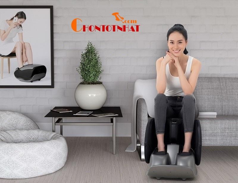 Mua máy Massage chân nào tốt và bền nhất