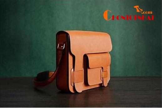 Túi xách nam thiết kế túi hộp