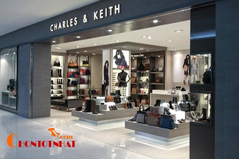 Cửa hàng túi xách Charles & Keith