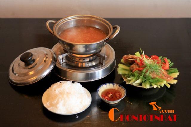 Lẩu một người ngon tại Hà Nội không thể thiếu KinKin Hot Pot