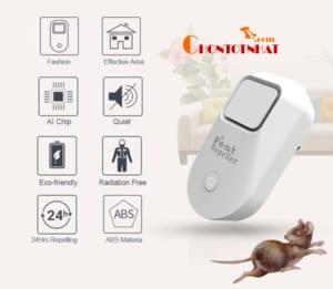 Máy đuổi chuột thông minh Pest Repeller