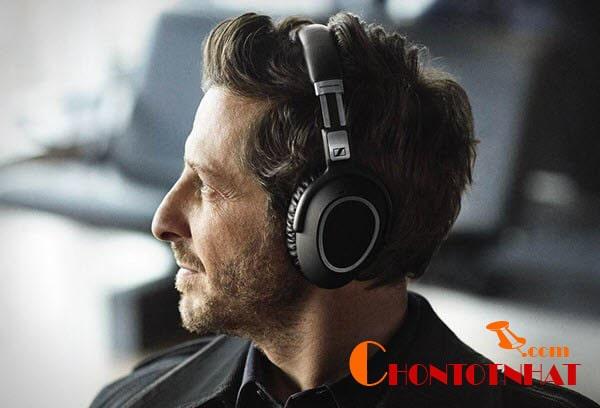 Thiết kế tai nghe Sennheiser độc đáo