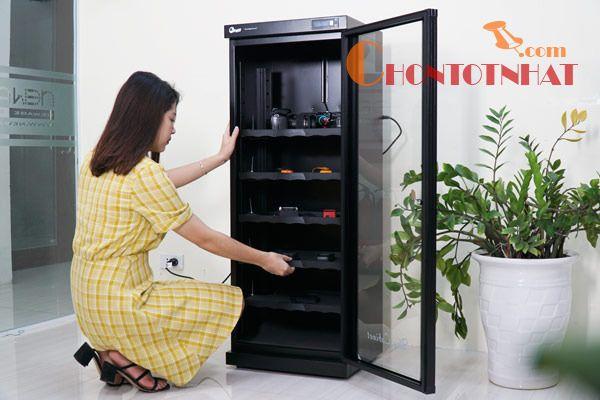Tủ chống ẩm FujiE DHC160 được nhiều người lựa chọn