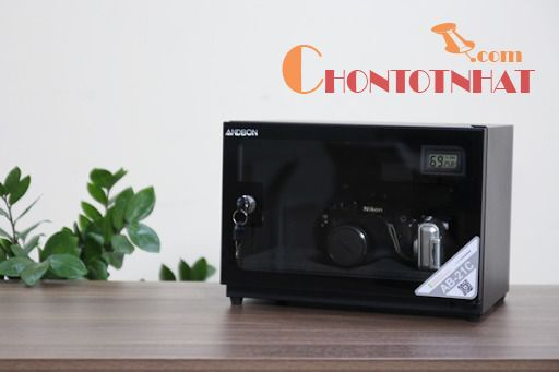 Tủ chống ẩm máy ảnh Andbon AB-21C có giá cả hợp lý