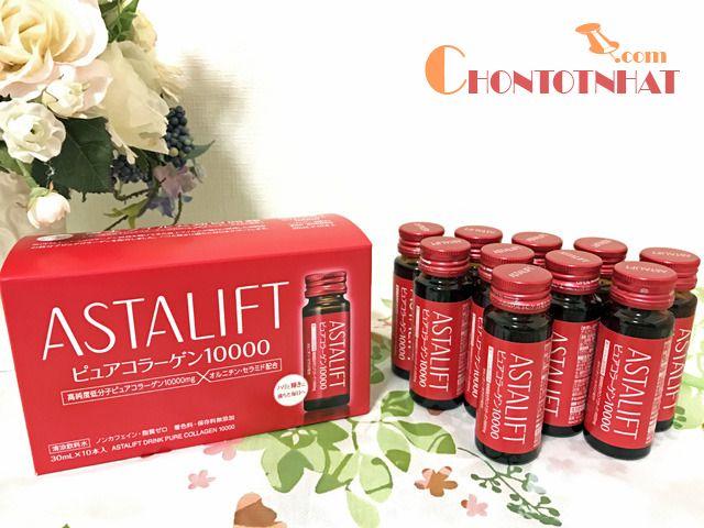Collagen Astalift 10000 dạng nước