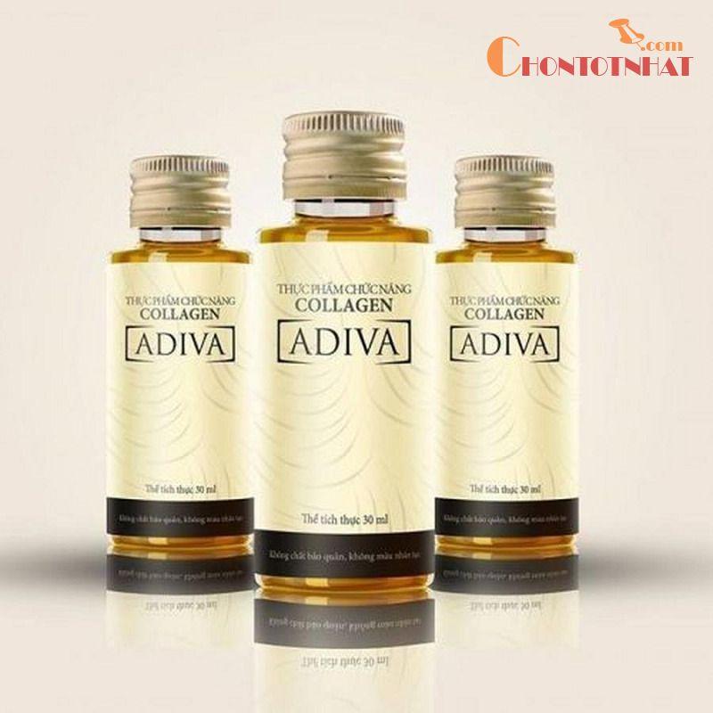 Collagen nào tốt nhất hiện nay - Collagen Adiva