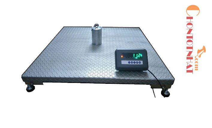 Công ty Toàn Phúc cung cấp các loại cân điện tử