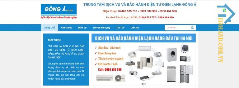 Đông Á luôn cung cấp tới khách hàng những dịch vụ tốt nhất