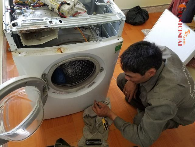 Nhắc đến địa chỉ sửa máy giặt tại Huế chuyên nghiệp, chúng ta không thể nào không nói tới Việt Thắng