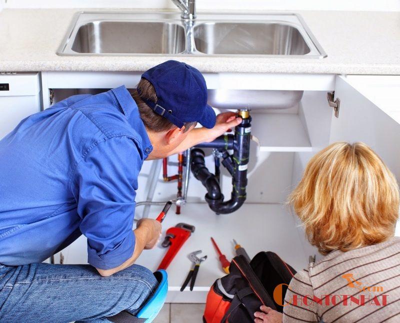 Nhận sửa mọi vấn đề điện nước