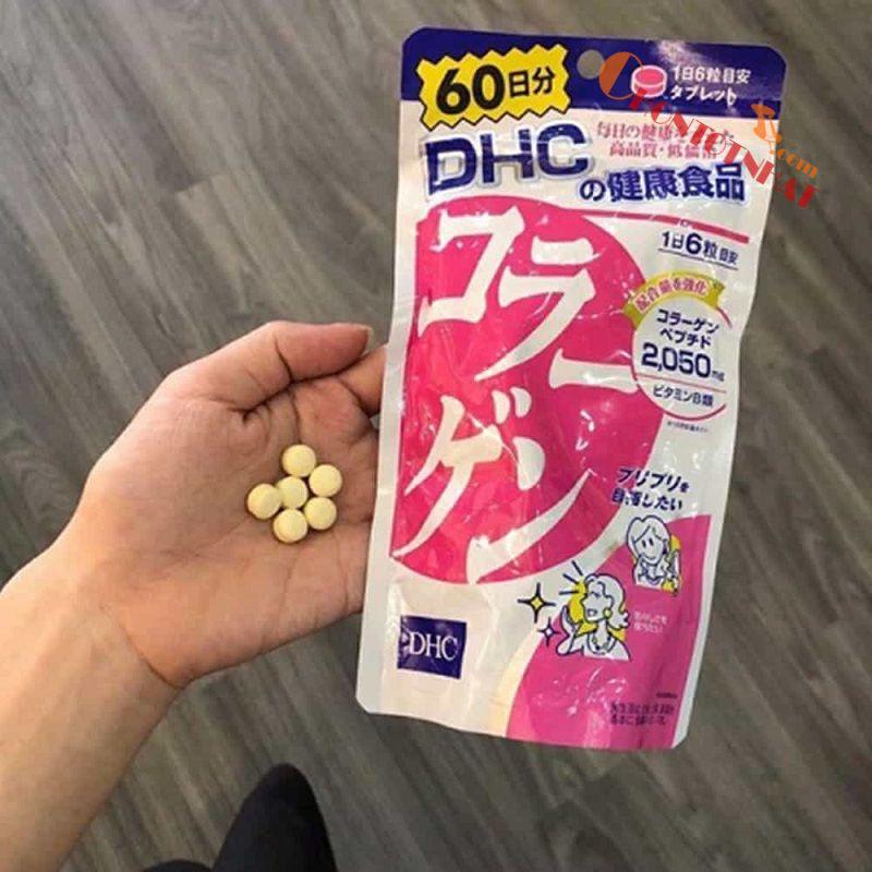 Sản phẩm DHC Collagen