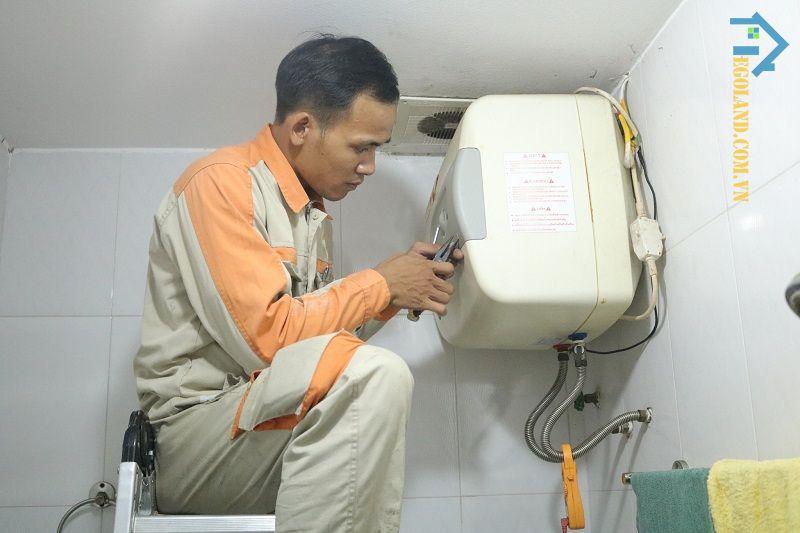 Sửa bình nóng lạnh 365 là địa chỉ sửa bình nóng lạnh tại nhà đáng tin cậy
