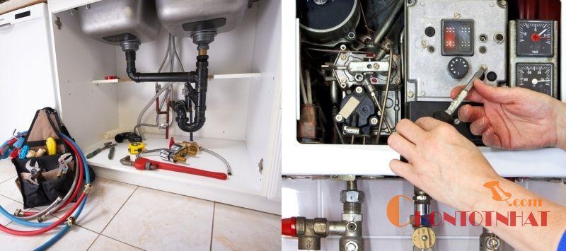 Sửa chữa dân dụng cung cấp đa dạng dịch vụ sửa điện nước tại nhà