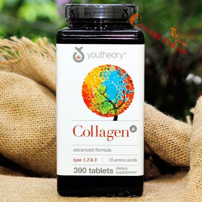 Youtheory Collagen có rất nhiều tác dụng nổi bật