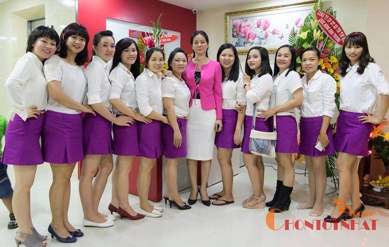 Công ty cổ phần thương mại Trần Duy