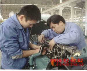 Sửa chữa máy phát điện Mai Tiến Phát