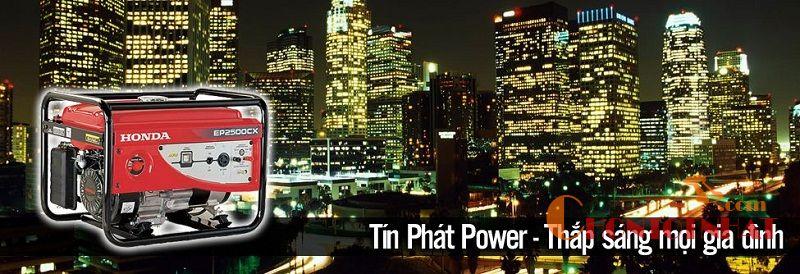 Công ty sửa máy phát điện Tín Phát