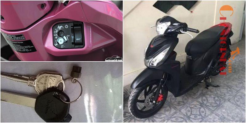 Sửa khóa tại nhà cho xe máy Hưng Thịnh