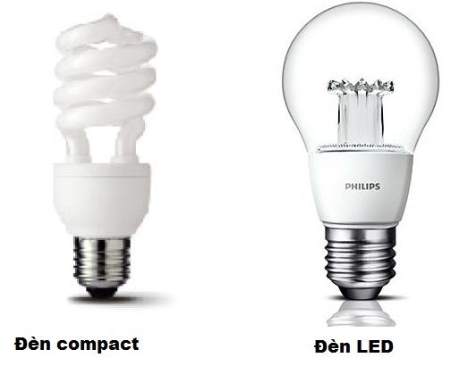 3. Đèn học sử dụng bóng đèn Led