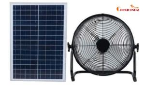 Quạt năng lượng mặt trời Jindian JD-S99