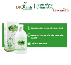 Nước tắm bé thảo dược Elemis - DK Pharma