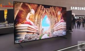 Công nghệ tivi 8K 7680 x 4320 pixel đỉnh cao