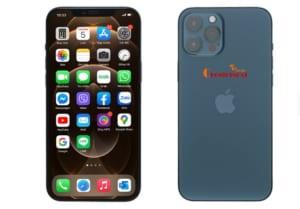 Điện thoại 5G iPhone 12 Pro Max 512GB