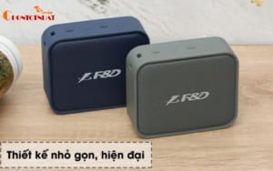 Loa Bluetooth mini nhỏ gọn,kiểu dáng hiện đại