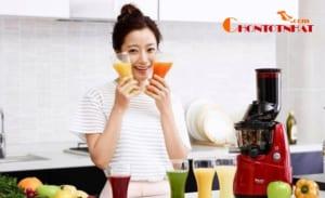 Lợi ích của viẹc sử dụng máy ép trái cây