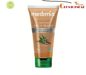 Sữa Rửa Mặt Medimix Chống Sạm Da Anti Tan Facewash 150ml
