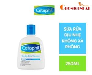 Sữa rửa mặt Cetaphil Gentle Skin Cleanser 250 ml
