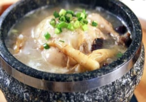 Món vịt hầm nhân sâm rất tốt cho sức khỏe,đặc biệt là bộ não